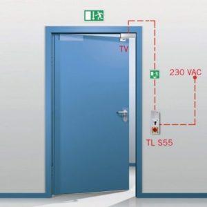 Tech. ir spec. paskirties durys