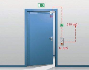 Specialios paskirties, priešgaisrinės, akustinės durys