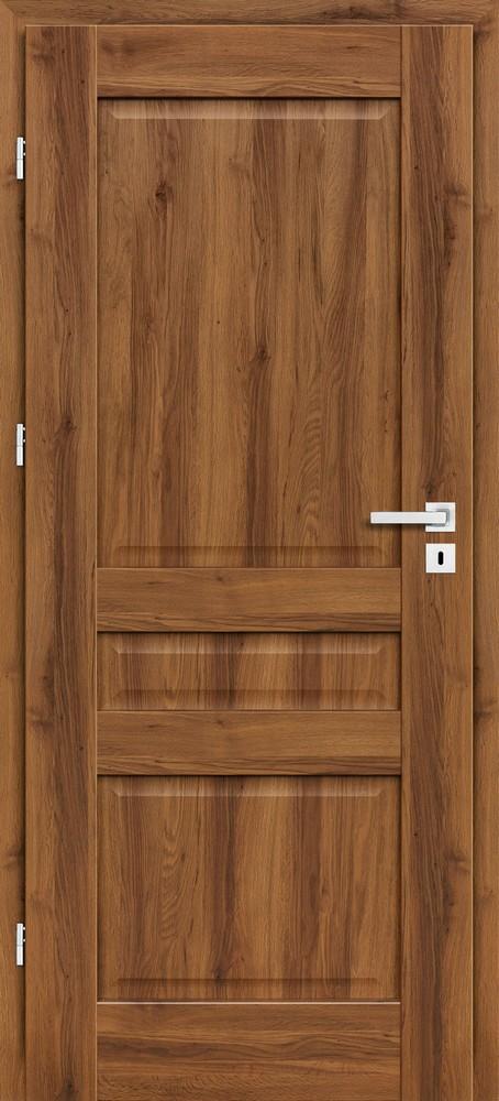 Akcija laminuotos durys Erkado 5