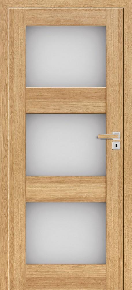 Akcija laminuotos durys Erkado 3