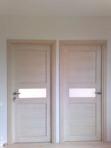 Faneruotos vidaus durys V-44