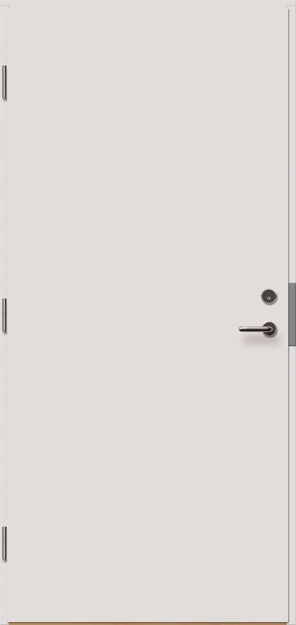 Garsą izoliuojančio akustinės durys